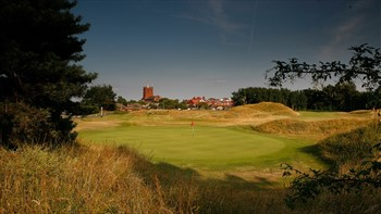 Hesketh Golf Club 16th Hole