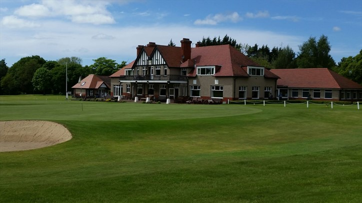 Ormskirk Clubhouse